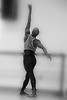American Repertory Ensemble: Winter Tryst, Class and Rehearsal : Dancers:  David Justin, Michelle Gifford, and Ramon Thielen